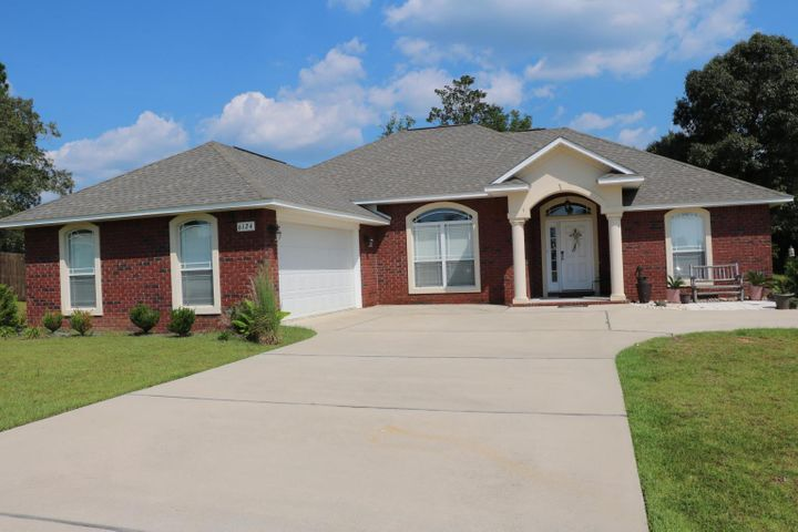 6124 Burbank Court, Crestview, FL 32536