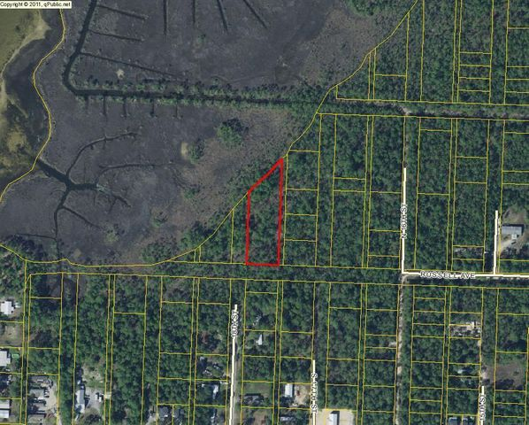 Lot 12-16 E Russell Avenue, Santa Rosa Beach, FL 32459