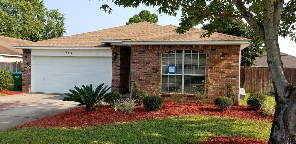 9510 Parker Place Drive, Navarre, FL 32566