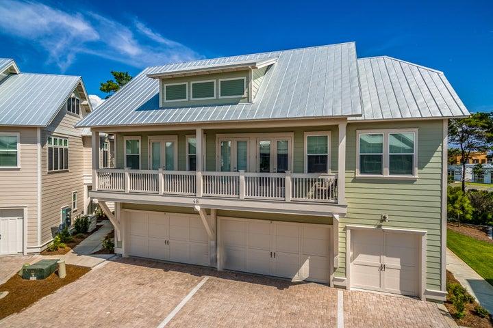 125 W Pine Lands Loop, B, Inlet Beach, FL 32461