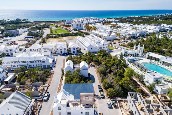 55 Caliza Lane, Q11, Alys Beach, FL 32461