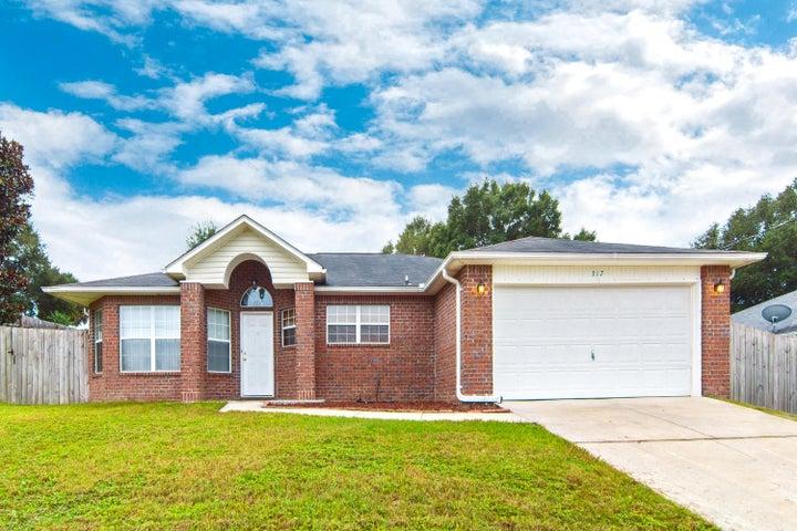 317 Egan Drive, Crestview, FL 32536