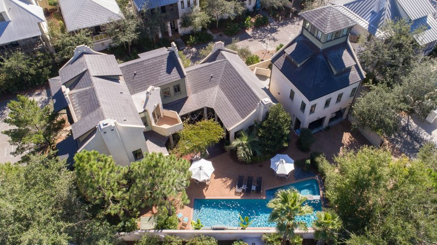 Incredible Rosemary Beach Estate