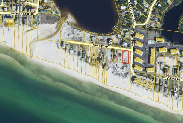 Lot 3 San Roy Road, Santa Rosa Beach, FL 32459