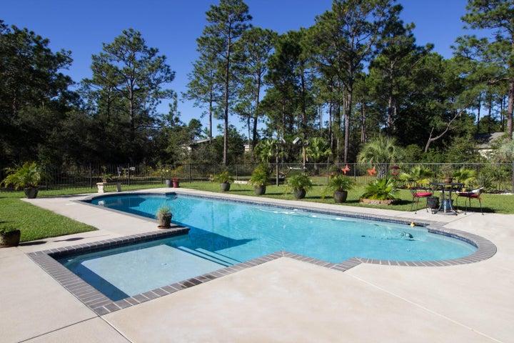 12X40 Saltwater pool!