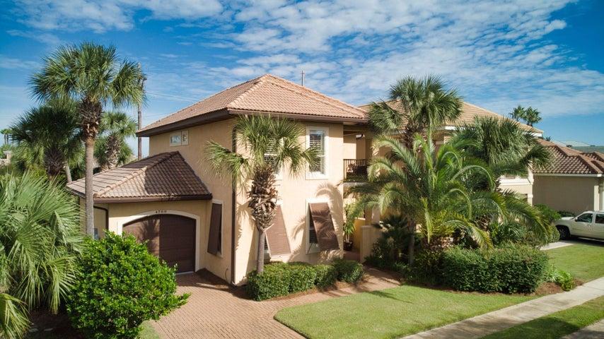 Beautiful Mediterranean home, close to the gorgeous Northwest Florida beaches!