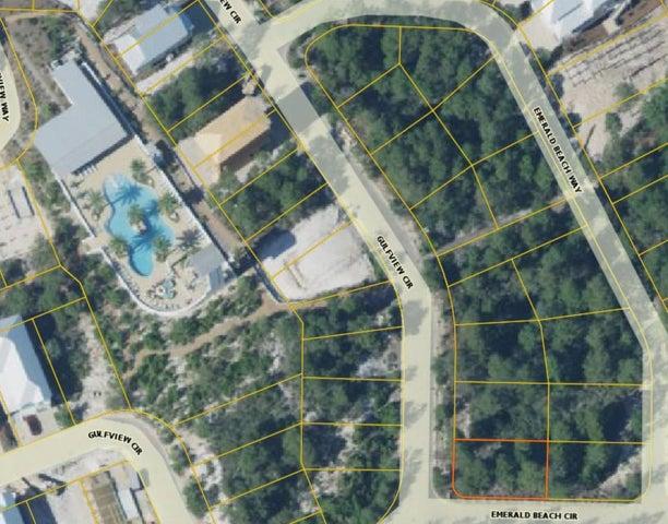 Lot 137 Gulfview Circle, Santa Rosa Beach, FL 32459