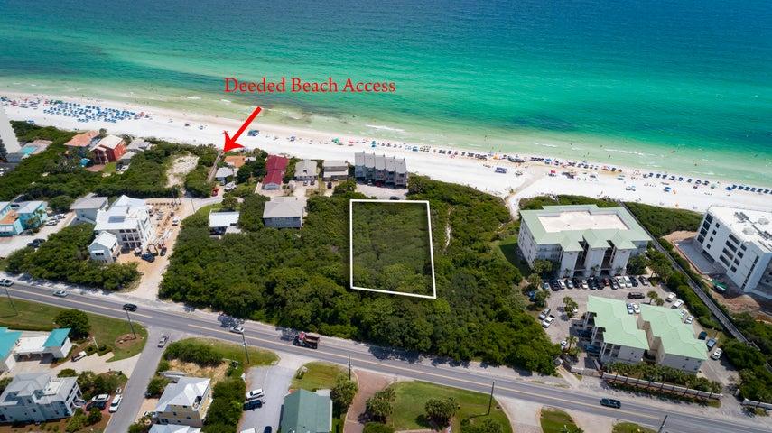 Lot 4 Hinton Drive, Santa Rosa Beach, FL 32459