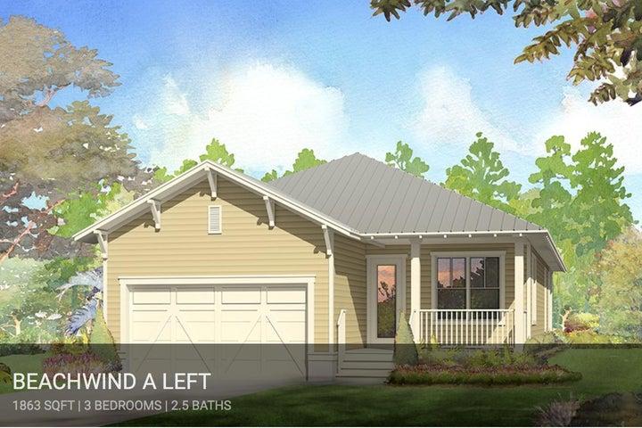 1157 Sandgrass Boulevard, Lot 265, Santa Rosa Beach, FL 32459