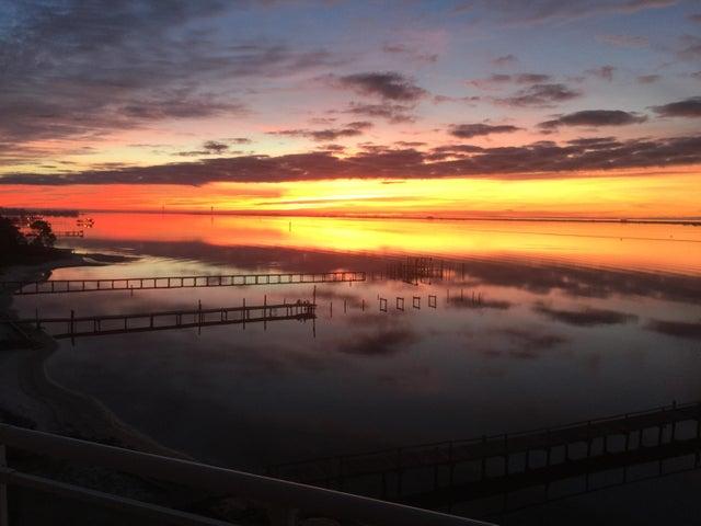 Balcony Sunrise on the Sound