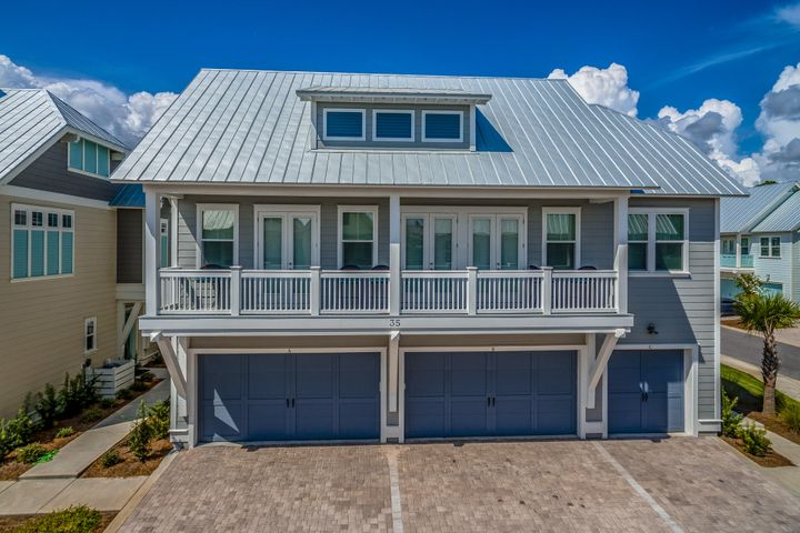 110 E Pine Lands Loop, UNIT C, Inlet Beach, FL 32461