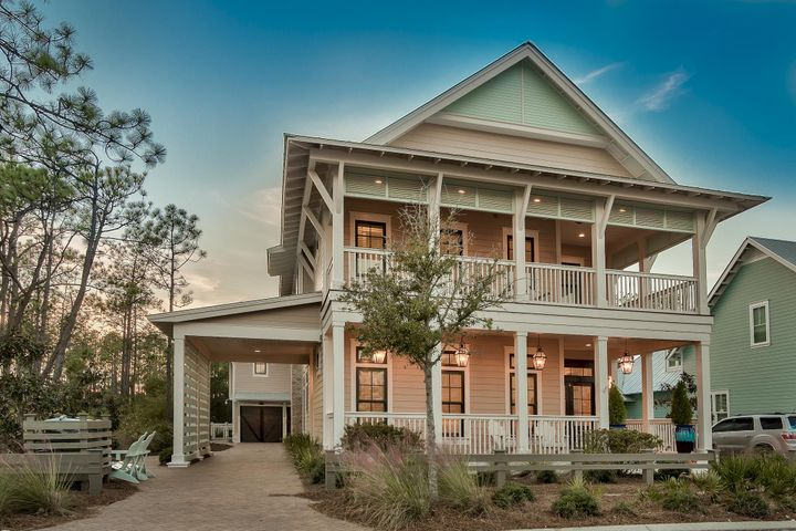 This home is truly a gem on the Emerald Coast.