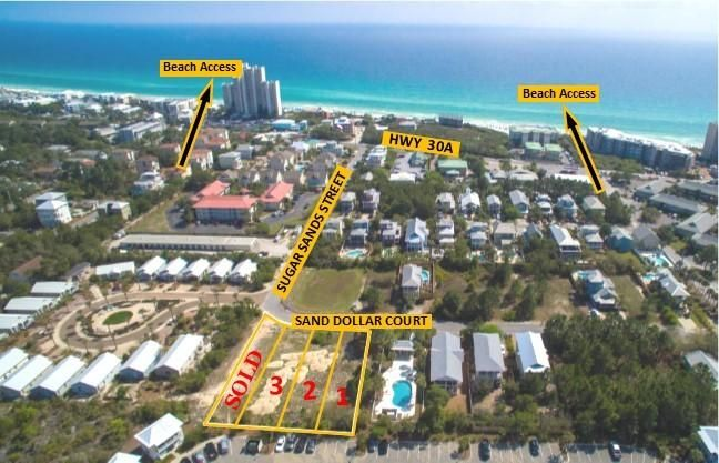 1,2,3 Lots Sand Dollar Ct, Santa Rosa Beach, FL 32459