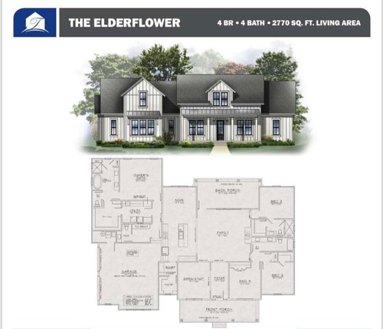 1213 Elderflower Drive, Niceville, FL 32578