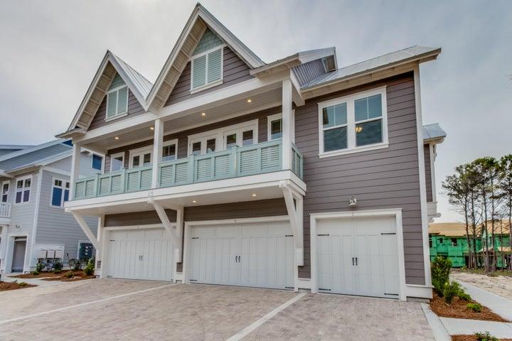 117 W Pine Lands Loop, 491 A, Inlet Beach, FL 32461