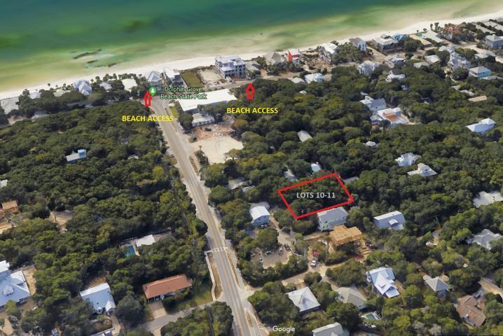 10-11 S Yaupon Street, Santa Rosa Beach, FL 32459