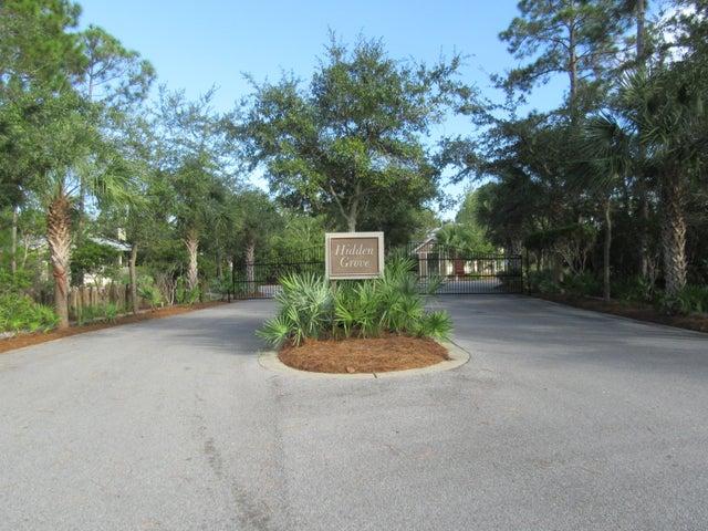Lot 62 Crepe Myrtle Court, Santa Rosa Beach, FL 32459