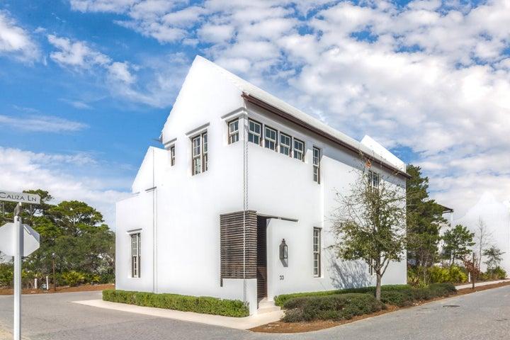 33 Caliza Lane, Alys Beach, FL 32461