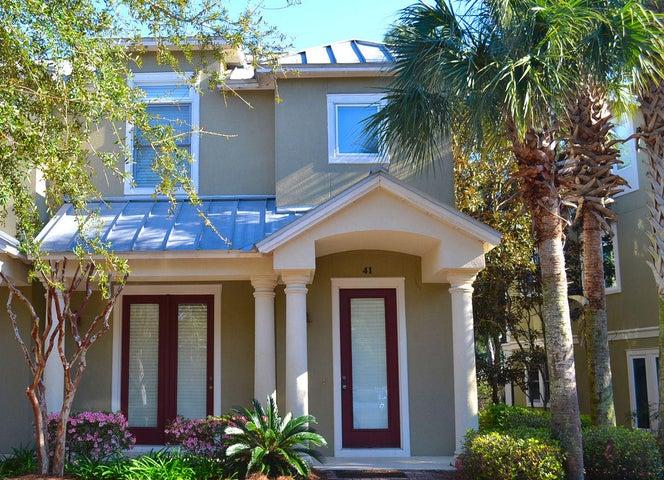 41 W Henry Court, UNIT 5-9, Santa Rosa Beach, FL 32459