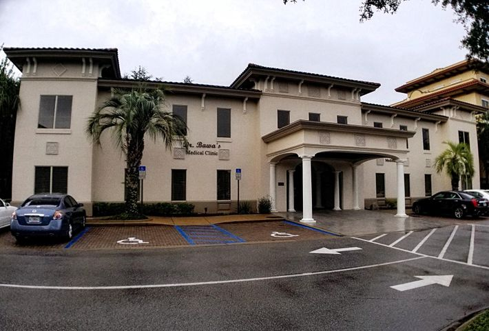 An exceptional opportunity to own half of one of the most prestigious addresses in Regatta Commons, 4476 Legendary Drive. The 1st and 2nd floor of Dr. Bawa's medical practice building is scheduled to be recorded as a condominium separating the two floors into separate condo units. The entire 2nd floor will be available to purchase. It is comprised of five office suites, common areas, separate men's and women's bathroom facilities totaling 5,838 sq. ft. There are two stairwells and a dedicated elevator. All five office suites are currently leased.