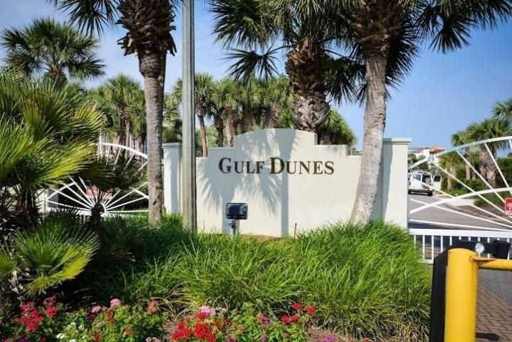 Gulf Dunes Is located on the 'quiet side of the Beach' just West of Blue Mt Beach and just minutes from Seaside, the shops of Gulf Place, dining, golfing and 22 miles of bike and jogging trails along Hwy 30A.