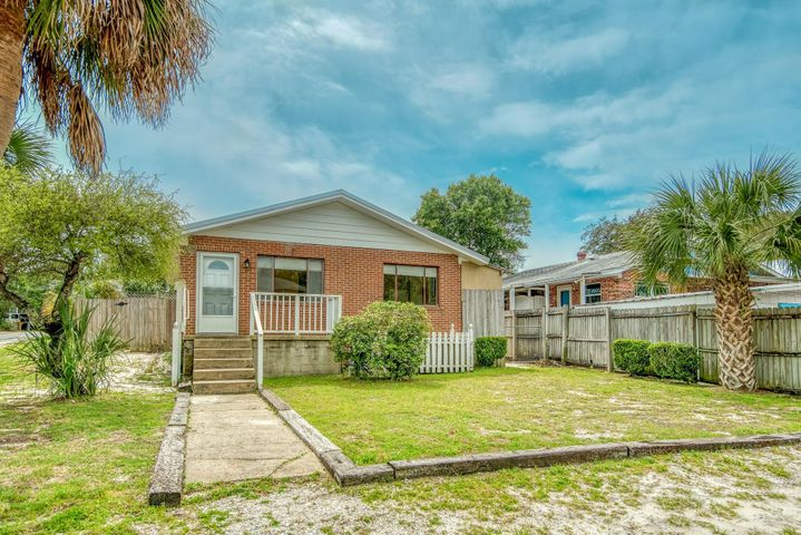 This charming home is just off 30-A, granting easy access to the beach, nature trails, and all the excitement of the coastal 30-A lifestyle.