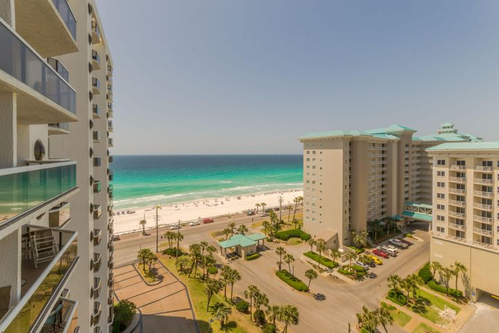 This is a fully renovated, professionally decorated, absolute GEM of a condo in Surfside!  With rentals of over $50k on the books so far for 2019, from the moment you step foot into this condo you will immediately sense that no detail has been overlooked.  All new updates include flooring, kitchen/bathroom countertops, kitchen/bathroom cabinetry, tiled baths, paint, shiplap and trim, 2 new HVAC units, lighting, appliances, all new furnishings, deck furnishings, linens, decor, and more.  This unit has been professionally decorated and it shows!  A complete list of upgrades are available upon request.  The unit is being offered fully furnished with the exception of 2 dining table chairs. Surfside is located in Miramar Beach on Scenic Highway 98.  Breathtaking views of the white sand beaches and emerald green waters can be enjoyed from the huge outdoor balcony.  And there is a private walkover to the beach from the Surfside pool deck area.  Surfside has a tremendous reputation and a track record for retaining repeat guests.  Because this unit has a lockout bedroom this can be rented as a 3 bedroom, 2 bedroom, or 1 bedroom which allows you to maximize rental income potential.  This unit had gross rental income of over $47,000 in 2018 and with bookings of over $41,000 already for 2019 it is on pace to surpass that number this year.  Surfside amenities also include the Royal Palm Grille restaurant, covered parking garages (one for owners and one for guests), large pool deck with heated pool, sauna, fitness center, lighted tennis courts, basketball, shuffle board, pool side Tiki Hut/beach bar, and spa and hair/nail/facial salon.  The Silver Sands outlet malls, and many restaurant options are just a few minutes away.  If you are looking for a completely turnkey condo right in the heart of it all in popular Miramar Beach, look no further!  Please call today!