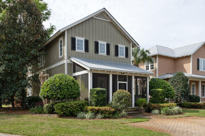 The perfect home in one of the best kept neighborhoods in South Walton. Just about a mile from Sacred Heart hospital and ideally located between 30A and Miramar / Destin, you are in the best of both worlds. Beautifully maintained and kept, this has been a perfect second home  for the current owner. Neighborhood has a wonderful common area which includes a pool,  large lawn and across Mack Bayou Rd, a neighborhood dock to the Bay. Great condition and priced to sell! HVAC replaced in 2017 (Peaden) and new carpet upstairs in 2013. Recently, we have removed a lot of the excess furnishings. If this has been on your radar screen, call me or your agent to take a look!