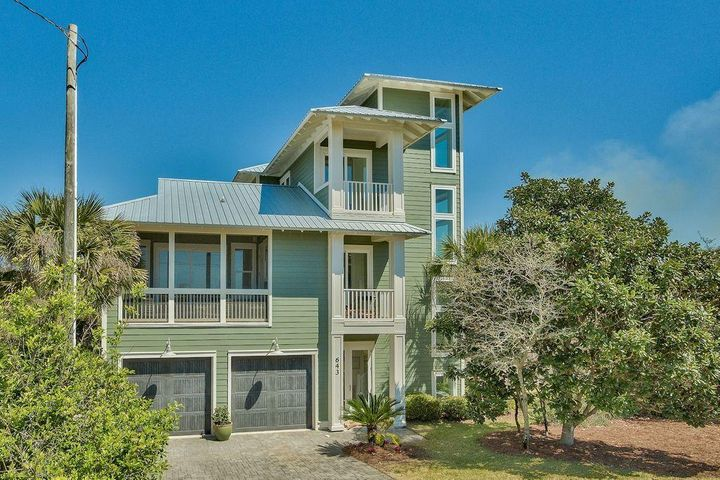 643 Blue Mountain Road, Santa Rosa Beach, FL 32459