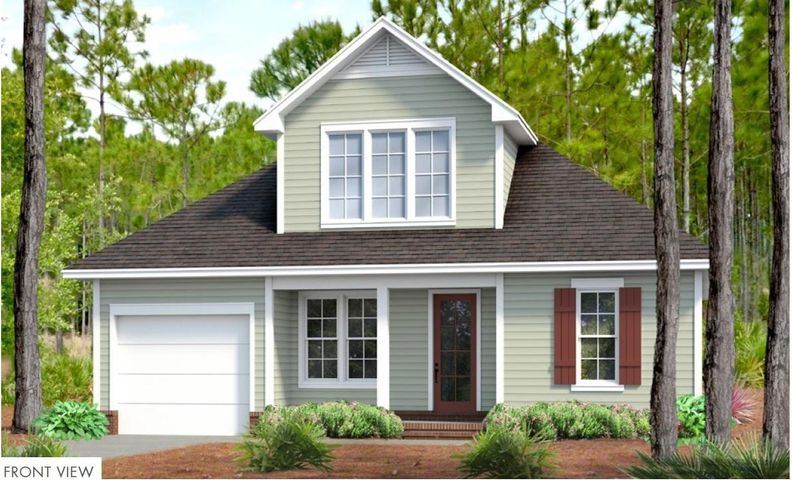 22 Windrow Way, Lot 266, Watersound, FL 32461