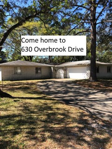 630 Overbrook Drive, Fort Walton Beach, FL 32547