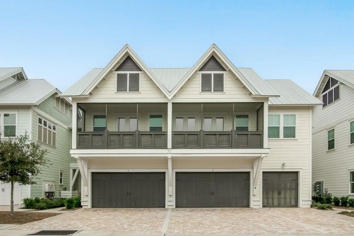 70 E Milestone Drive, Unit C, Inlet Beach, FL 32461