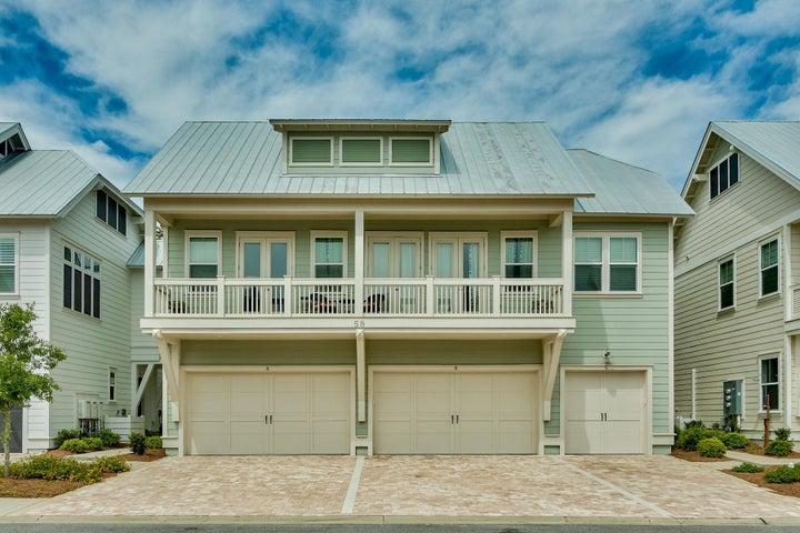 58 York Lane, UNIT B, Inlet Beach, FL 32461
