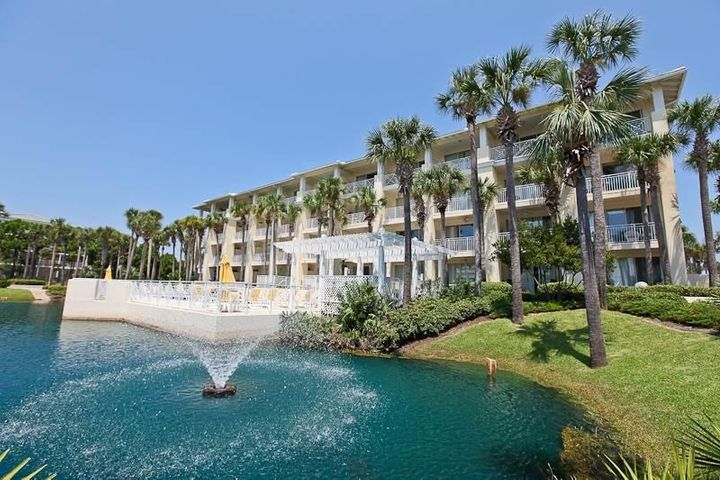 Enjoy Gulf Views from this 3rd floor condo located in the Cabanas! Perfect rental machine or investment property.  Spacious living/dining room, large covered balcony with gulf views overlooking the pond and pool.  The master BR  has adjoining bath and 1/2 bath adjacant to the bunk room. AC is  2 years old, stainless steel appliances 2 years old,hot water heater is 3 years old. Gross rental income via ResortQuest for 2018 - approx $26K. Enjoy all the amenities that Gulf Place has to offer. Deeded beach access with restrooms, restaurants, shopping, entertainment just steps from your condo. Laundry facilities onsite.  Buyer to verifiy all data and dimensions.