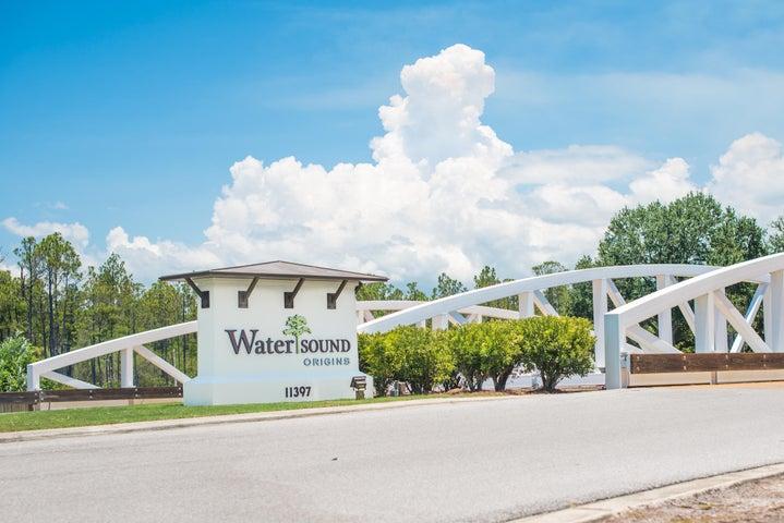 TBD Trailhead Drive, Lot 63, Watersound, FL 32461