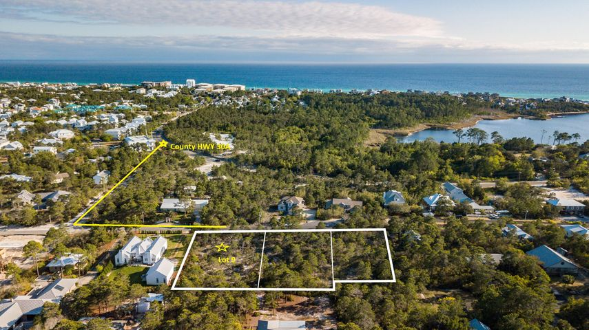 Lot 9 TBD W Blue Coral Drive, Santa Rosa Beach, FL 32459