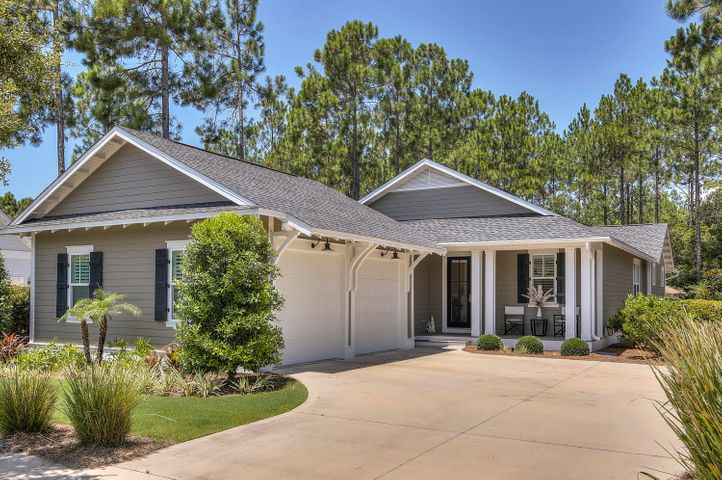 Very spacious driveway and extra large garage.