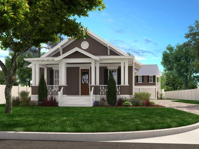 Custom designed cottage with 3 bedrooms/2 baths