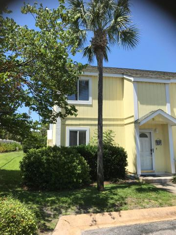 GREAT BUY IN SOUTHBAY! GREAT FAMILY RESORT LOCATED IN THE HEART OF DESTIN CLOSE TO SHOPPING, DINING, AND FAMILY ENTERTAINMENT. HERE'S YOUR OPPORTUNITY TO OWN A FULLY FURNISHED 3BR/2.5BA UNIT JUST STEPS TO THE GULF. SOUTHBAY OFFERS OVER 310 FEET OF PRIVATE GULF FRONT BEACH, 10 ACRE LAKE, 2 POOLS (1 HEATED), AND LIGHTED TENNIS COURTS. SOUTHBAY IS CONVENIENTLY LOCATED TO EVERYTHING AND THIS UNIT IS JUST STEPS TO THE GULF. VERY RARELY DO UNITS COME ON THE MARKET. THIS WOULD MAKE A GREAT VACATION PROPERTY OR PRIMARY RESIDENCE.