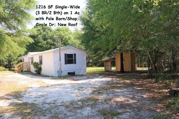69 Franck Drive, Defuniak Springs, FL 32433
