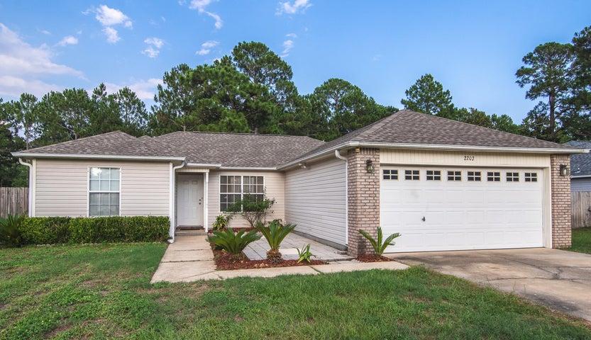 2202 Whispering Pines Boulevard, Navarre, FL 32566