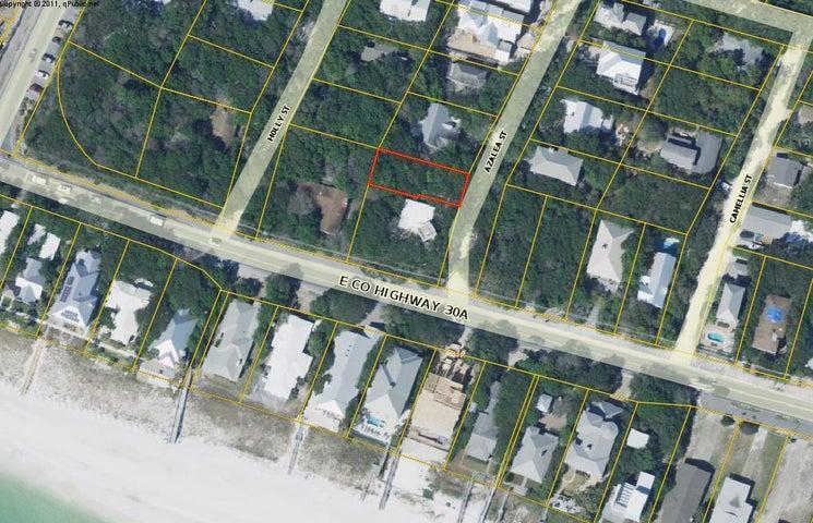 lot 1 Azalea, Santa Rosa Beach, FL 32459