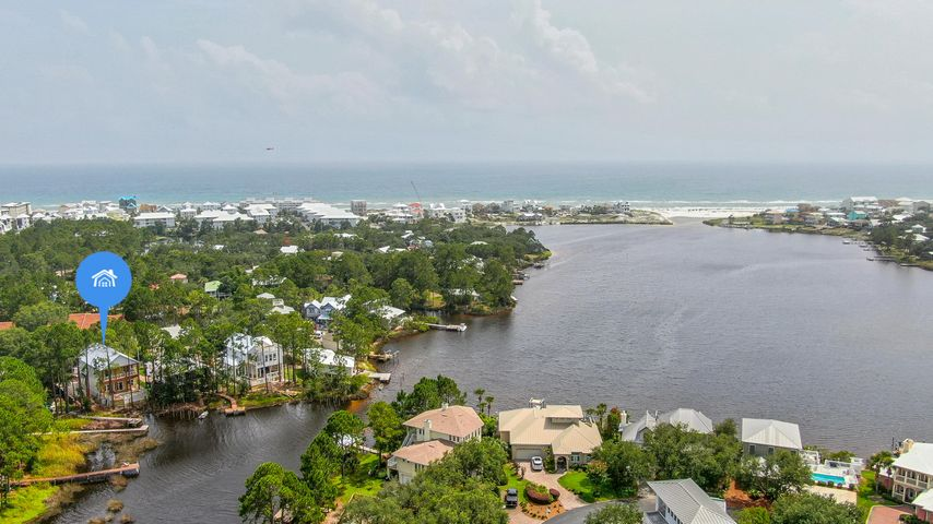 Home proximity to Gulf of Mexico