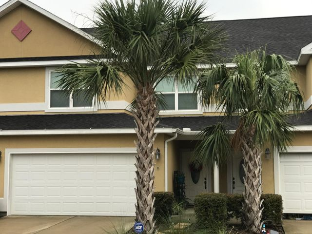 This Annabella's are in a wonderful gated townhome community, located off Back Beach Rd, access to a private swimming pool and clubhouse with fitness center. This Townhome is the open ''Abigail'' floor plan and is a three Bedroom, 2 1/2 bath, with tile flooring in the main living areas, kitchen with breakfast bar and stainless-steel appliances, 9' ft ceilings on 1st floor, granite countertops throughout, 2nd floor laundry, and 2 car attached garage. This home has everything you will need, from the amazing amenities to the safety of a gated community.