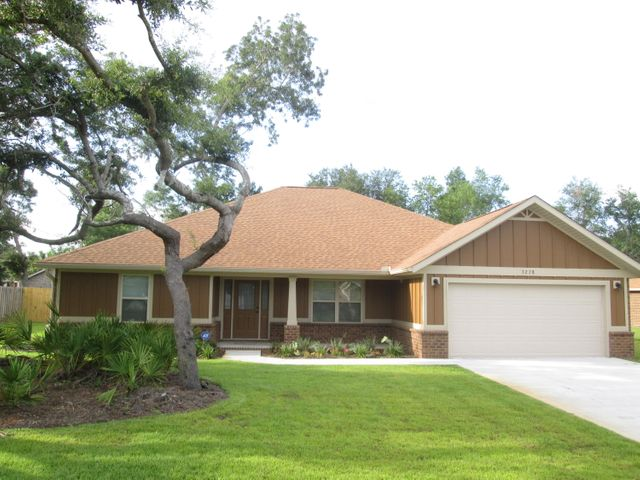 Gorgeous 4 bedroom home with 3 FULL baths and an office/dining room or all purpose room.