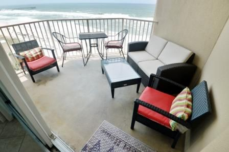 Are you looking for the perfect beach getaway with exceptional rental potential? Look no further than Unit 918 at Tidewater Beach Resort! This is a 1 bedroom 1 bath with custom built-in bunks unit which features amazing views from the floor to ceiling glass in the living area, new living and bedroom tile flooring, stainless appliances, granite counter-tops, TWO outdoor storage units and much more!  Tidewater Beach is a premier resort on the Emerald Coast with exceptional rental potential! Contact us today to see this Unit!
