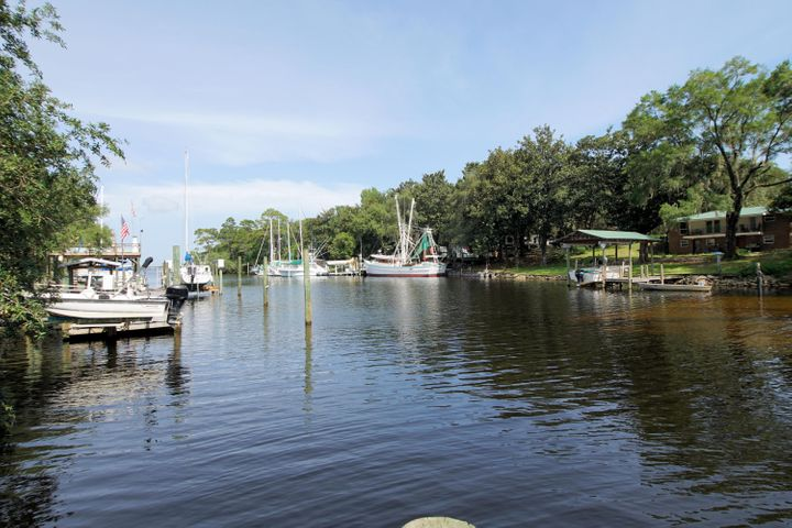 View of Sarah Ann Bayou