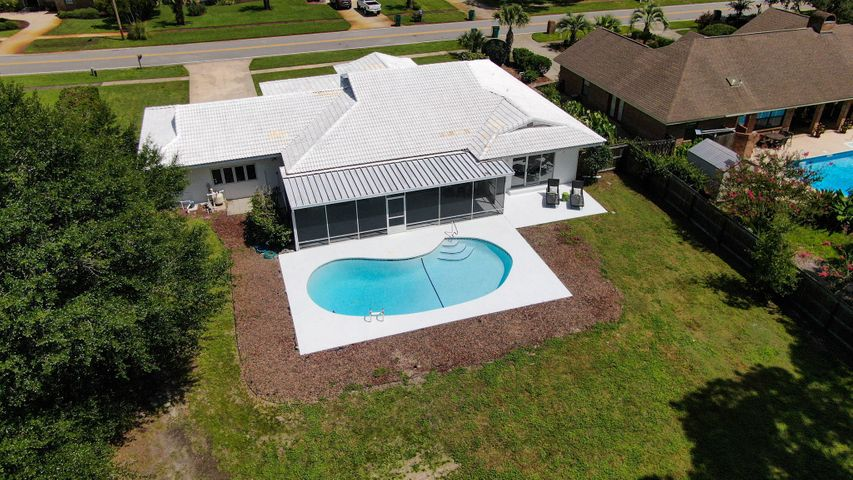 Lovely home with Gunite Pool and large fenced backyard