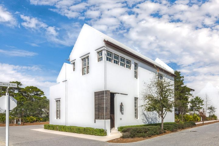 33 Caliza Lane, Alys Beach, FL 32461