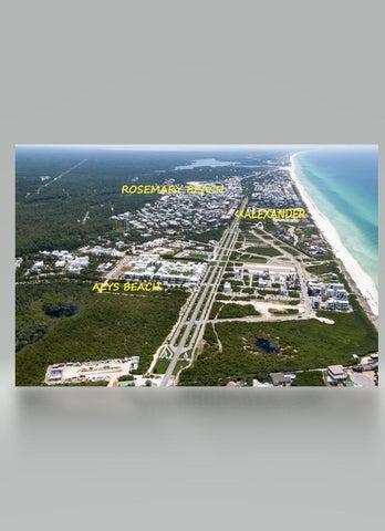 9961 E CO HWY 30-A, 404, Rosemary Beach, FL 32461